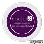 Пигментные чернила Studio G - Purple - ScrapUA.com