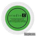 Пигментные чернила Studio G - Green - ScrapUA.com