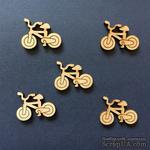 Деревянная фигурка WOOD-119 - Велосипед, 1 штука - ScrapUA.com