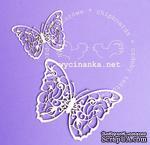Чипборд от  Wycinanka  - Бабочки, 7x5 i 8x10 - ScrapUA.com