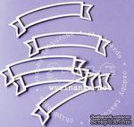 Чипборд от  Wycinanka  - Рамка транспарант, 10,5 см, 5 шт. - ScrapUA.com
