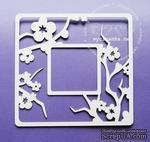 Чипборд от Wycinanka - Рамка из коллекции Вишневый цвет, номер 8 - ScrapUA.com