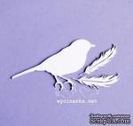Чипборд от Wycinanka - Птица и перышки - ScrapUA.com