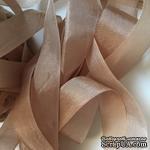 Лента Seam Binding Leather Tan, ширина 14мм, длина 90см - ScrapUA.com