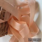 Лента Seam Binding Grecian Pink, ширина 14мм, длина 90см - ScrapUA.com