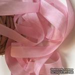 Лента Seam Binding Ash Pink, ширина 14мм, длина 90см - ScrapUA.com