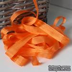 Лента Seam Binding Orange , ширина 14мм, длина 90см - ScrapUA.com