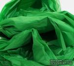 Папиросная бумага тишью 50х70 см  (слож.12,5 х 19см), цвет: зеленый, 10 листов - ScrapUA.com