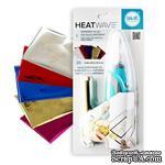Ручка для фольгирования от We R Memory Keepers Heatwave Foil Pen Kit + 4 листа фольги - ScrapUA.com