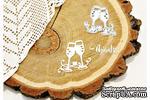 """Нож для вырубки """"Свадебные бокалы"""" от AgiArt - ScrapUA.com"""
