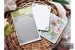 """Форма для вырубки """"Подложка для фото скругленная 7.5*10 см"""" от AgiArt - ScrapUA.com"""