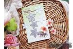 """формы для вырубки """"Эльфийские цветы средние"""" от AgiArt - ScrapUA.com"""