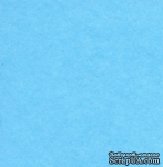 Картон Cover Board Classic, 30x30см, плотность 270, голубой - ScrapUA.com
