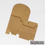 Коробочка упаковочная, крафт-картон, 9*5,5*3,8 см, 1 шт. - ScrapUA.com
