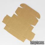 Коробочка упаковочная, крафт-картон, 9,3*5,7*3 см, 1 шт. - ScrapUA.com