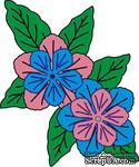 Лезвия Judy's Blooms от Cheery Lynn Designs - ScrapUA.com