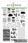 Набор штампов от Altenew - Handmade Tags, 15,2 x 20,3 см, ALT1604 - ScrapUA.com