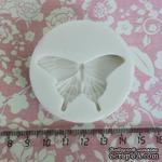 Силиконовая форма (молд) - Бабочка 4, размер: 50Х38 мм - ScrapUA.com