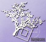 Чипборд от Wycinanka - Рамка из коллекции Вишневый цвет, номер 4 - ScrapUA.com