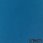 Дизайнерская бумага Malmero Abysse, 30х30, цвет синий, плотность 120 г/м2   - ScrapUA.com