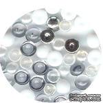 Прозрачные капли The Robin's Nest Dew Drops - Early Dawn, 6 мм, 250-270 шт - ScrapUA.com