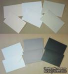 """Конвертик """"мини"""", размер 13,5х10см, цвет на выбор, 1 шт. - ScrapUA.com"""