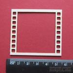 Чипборд от Вензелик - Кадр, размер чипборда: 50*55 мм - ScrapUA.com