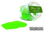 Flower Soft - Ultra Fine - Neon Green 20 ml - ScrapUA.com
