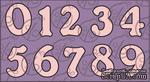 Цифры №1, 2 см - ScrapUA.com