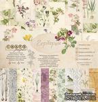 """Набор бумаги """"Гербарий"""" от Craft Paper, 30x30см - ScrapUA.com"""