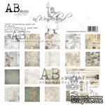"Набор бумаги от ABstudio - ""In Wonderland"" - Paper set 8x 30х30см + bonus - ScrapUA.com"