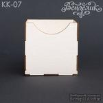 "Коробочка для адвент-календаря от ТМ ""Вензелик"", 53*53*53 мм, КК-07 - ScrapUA.com"