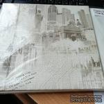 Заготовка альбома European holidays LONDON - NEW YORK, TM Fabrika Dekoru - ScrapUA.com