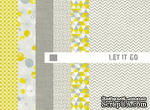 Набор бумаги ILS - LET IT GO - spring 2012, 30x30 - ScrapUA.com