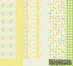 Набор бумаги ILS - Rise & Shine, 30x30 - ScrapUA.com