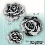 Ножи для вырубки «Я покажу вас розам», 49x44 - ScrapUA.com
