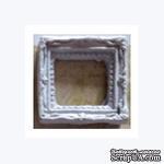 Силиконовая форма (молд) - Рамочка, размер: 21х19/12х11 мм - ScrapUA.com