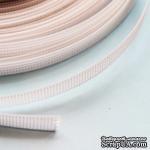 Белый регилин, ширина 6 мм, 50 см - ScrapUA.com