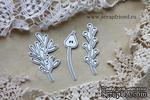 Набор ножей для вырубки от Scrapfriend - Лина Зима, 3 штуки - ScrapUA.com