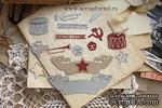 Набор ножей для вырубки от Scrapfriend - СССР, 9 штук - ScrapUA.com