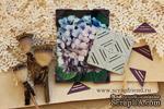 Нож для вырубки от Scrapfriend - 8 фотоуголков Фабьен - ScrapUA.com