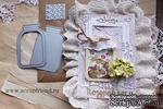 Набор ножей для вырубки от Scrapfriend - Шейкер Банка, 3 штуки - ScrapUA.com