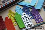 Нож для вырубки от Scrapfriend - Амстердамский домик, 3х7,5см - ScrapUA.com
