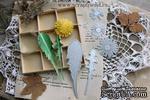 Набор ножей для вырубки от Scrapfriend - Одуванчик, 6 штук - ScrapUA.com