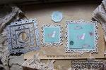 Набор ножей для вырубки от Scrapfriend - Сибилла, 6 штук - ScrapUA.com