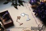 Нож для вырубки от Scrapfriend - Лампа, 2,5х3,5см - ScrapUA.com