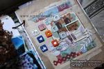 Набор ножей для вырубки от Scrapfriend - Иконки соцсетей, 1,5см, 5 штук - ScrapUA.com