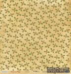 Лист односторонней бумаги для скрапбукинга 30x30 Созвездие, коллекция Scrapmir - Christmas Night - ScrapUA.com