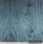 """Лист односторонней бумаги для скрапбукинга от  Scrapmir - """"Ледяное дерево""""из коллекции Rustic Winter, 30x30 см - ScrapUA.com"""