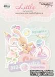 Набор высечек для скрапбукинга от Scrapmir - Little Bunny, 40 шт. - ScrapUA.com